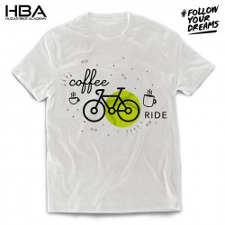 T-shirt Coffe Ride