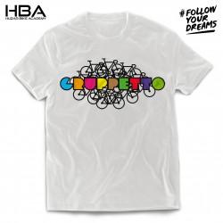 T-shirt Grupetto