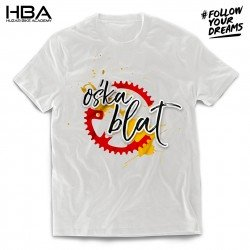 T-shirt Ośka blat