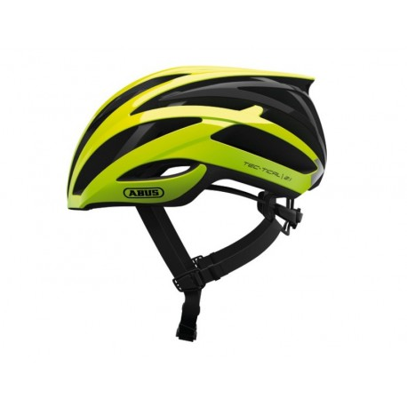 Abus TEC-TICAL 2.1 neon yellow S + gratis